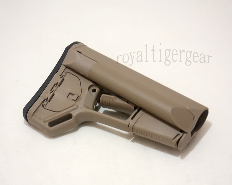 MAGPUL style Acs Carbine Buttstock Stock - Dark Earth