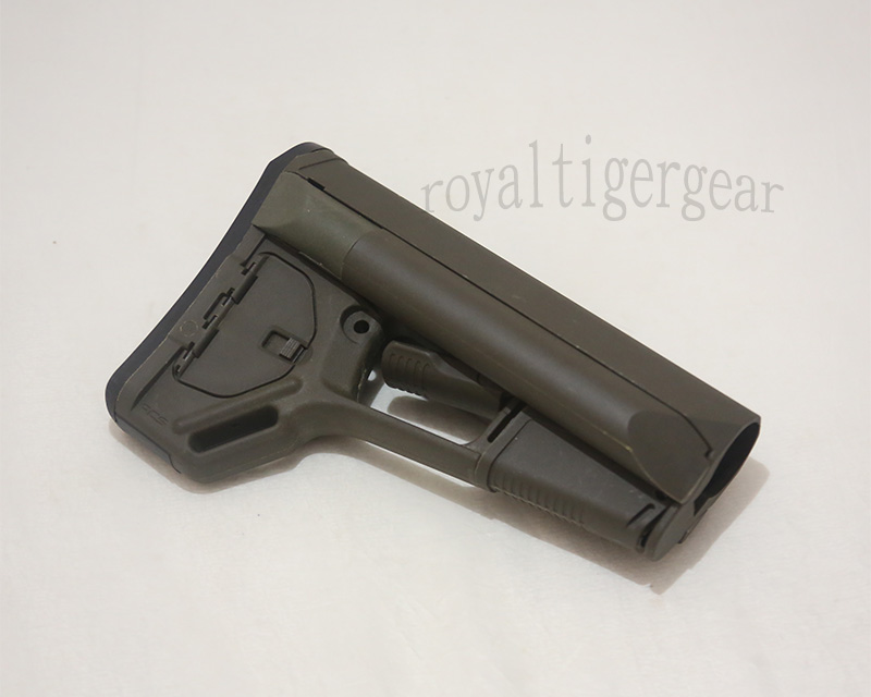 MAGPUL style Acs Carbine Buttstock Stock - OD Green