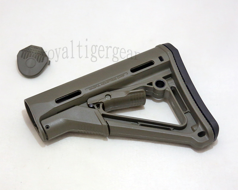 MAGPUL PTS CTR Stock - Foliage Green