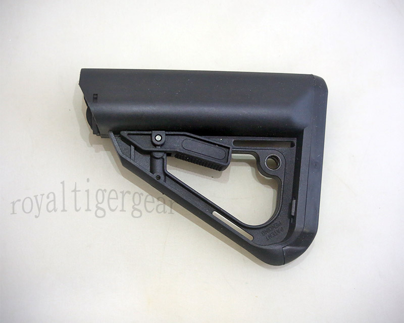 ERGO Tactical Rifle Buttstock - Black