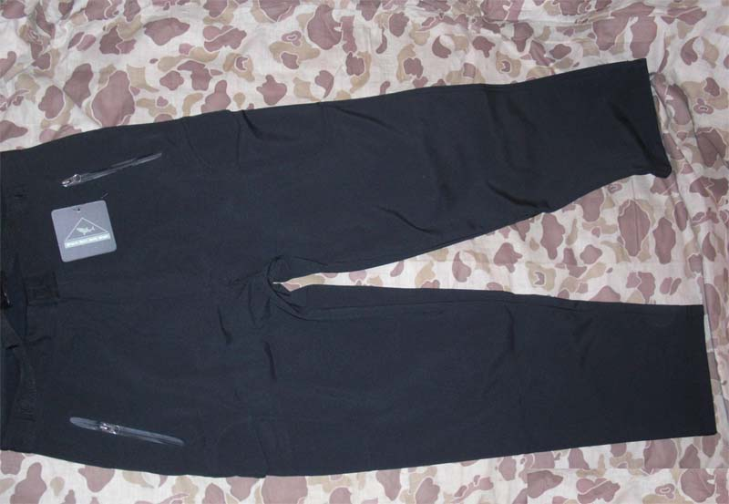 Soft Shell V4.2 Shark Skin Pants - Black