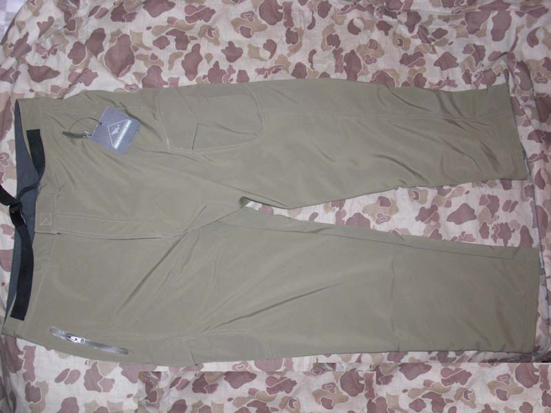 Soft Shell V4.2 Shark Skin Pants - Sand