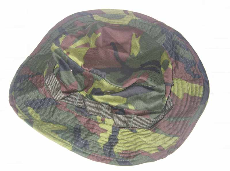 Taiwan ROC Army ERDL Camo Camouflage Boonie Hat