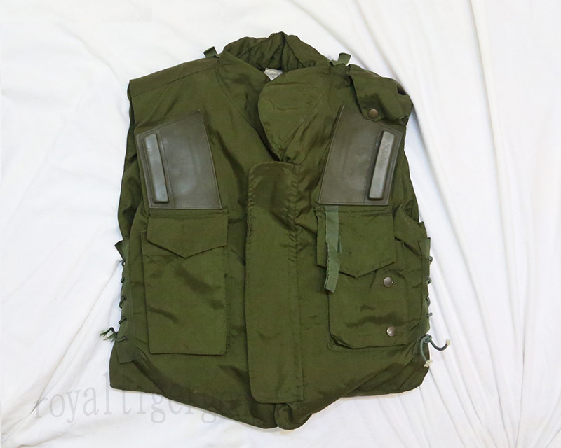 UK British 1979 Pattern Armor Fragmentation FLAK Protective Vest – size M