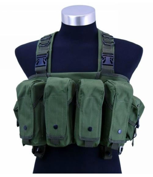 AK Tactical Assault Chest Rig - OD