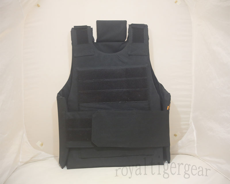 Delta Force Armor Vest – Movie Blackhawk Down - Black