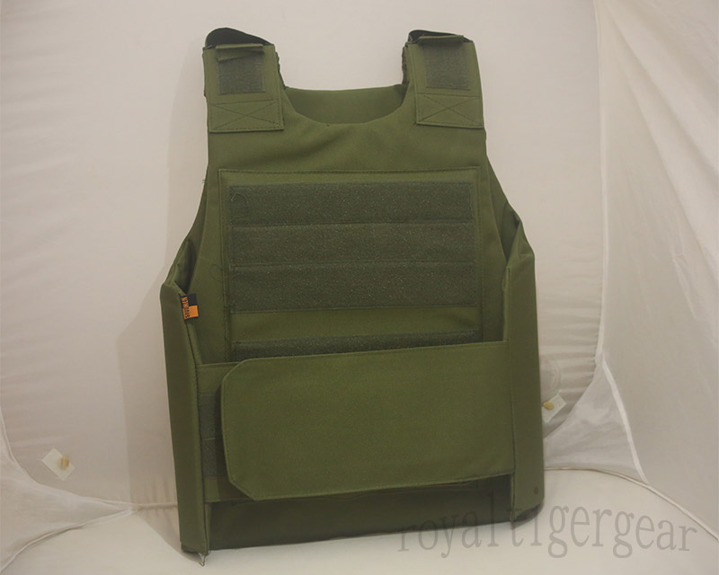 Delta Force Armor Vest – Movie Blackhawk Down - OD