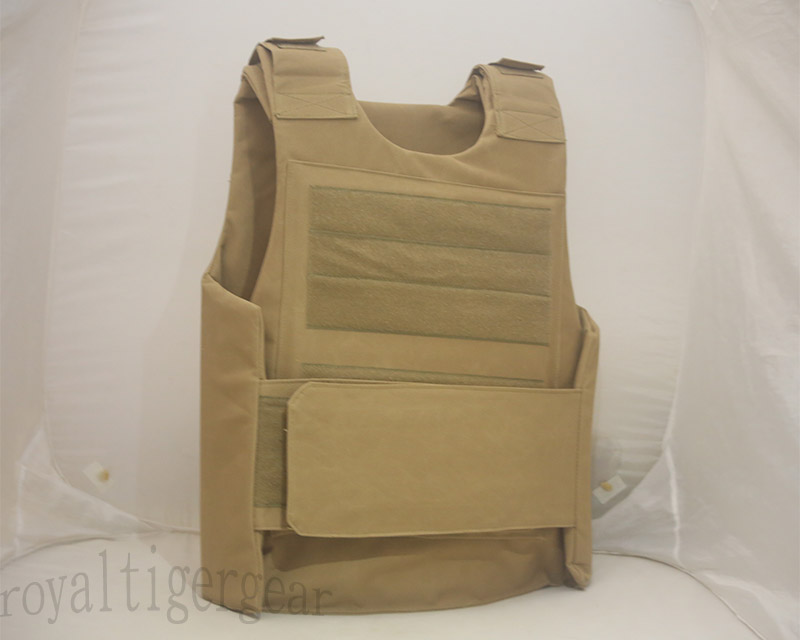 Delta Force Armor Vest – Movie Blackhawk Down - Tan