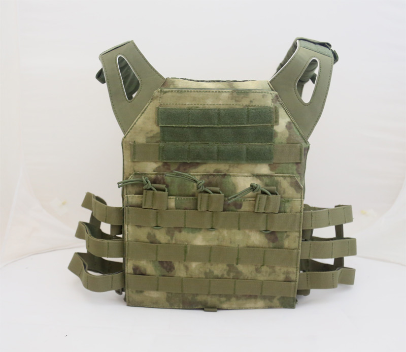 JPC Tactical Vest Plate Carrier – A-TACS/FG