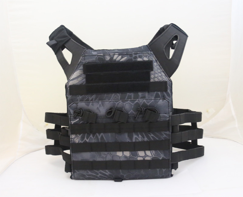 JPC Tactical Vest Plate Carrier – Python Snake Camo TYP Night Urban Marines