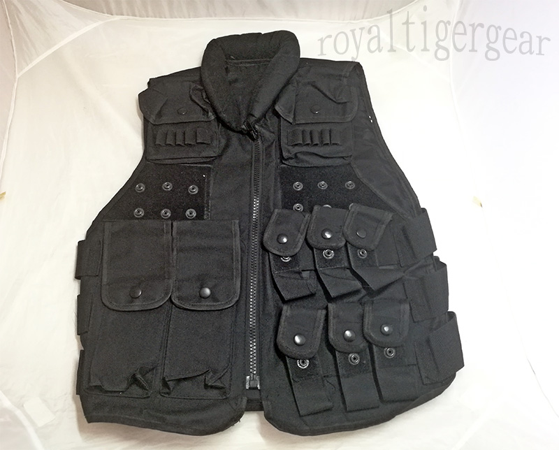Police SWAT Tactical Tactical Vest