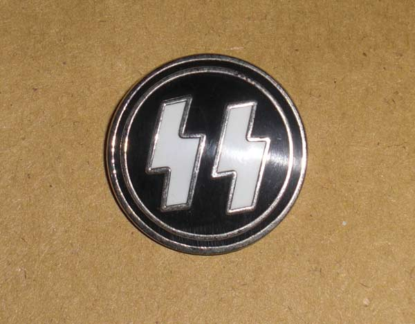 WW2 German SS Pin badge
