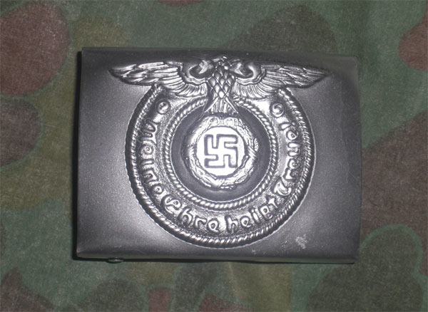 WW2 German Waffen-SS Belt Buckle