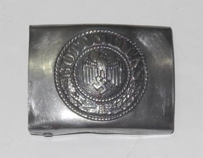 WW2 German Army Wehrmacht Belt Buckle
