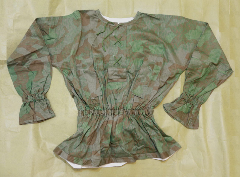 WW2 German M38 Zeltban Camo Cover