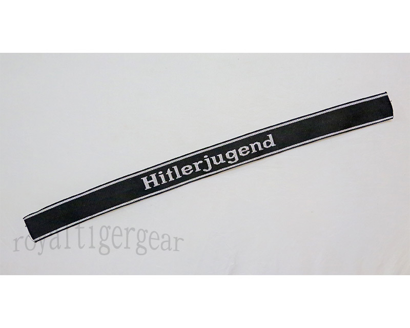 WW2 German Cuff Title - Hitlerjugend