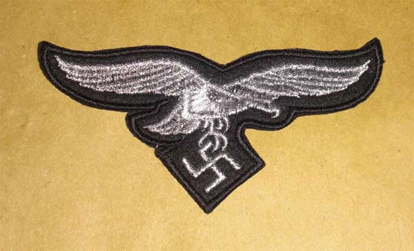 WW2 German Luftwaffe Eagle Chest insignia