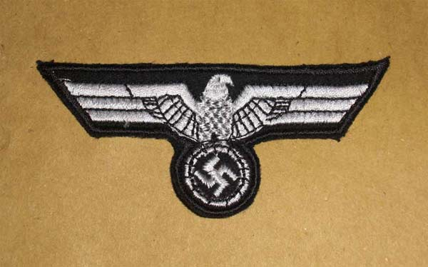 WW2 German Chest Eagle insignia