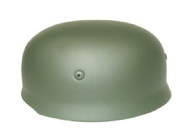WW2 German M38 Airborne Paratrooper Helmet - Green
