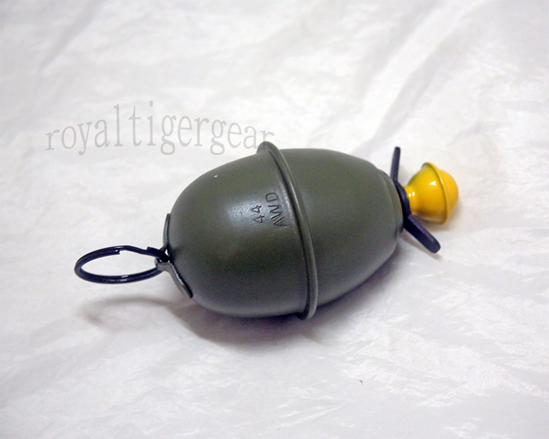 WW2 German Model 39 M39 Eihandgranate Egg-Shaped Grenade - Ver.HG