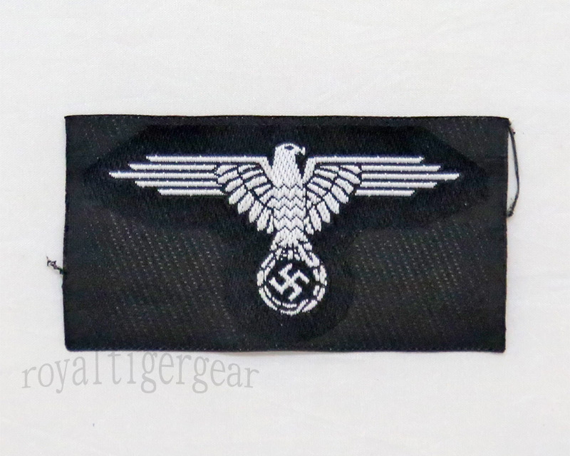 WW2 German Waffen SS Arm Eagle insignia