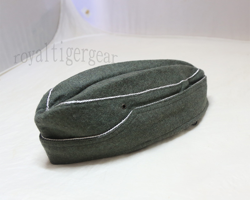 WW2 German Army Wehrmacht Officer Side Cap