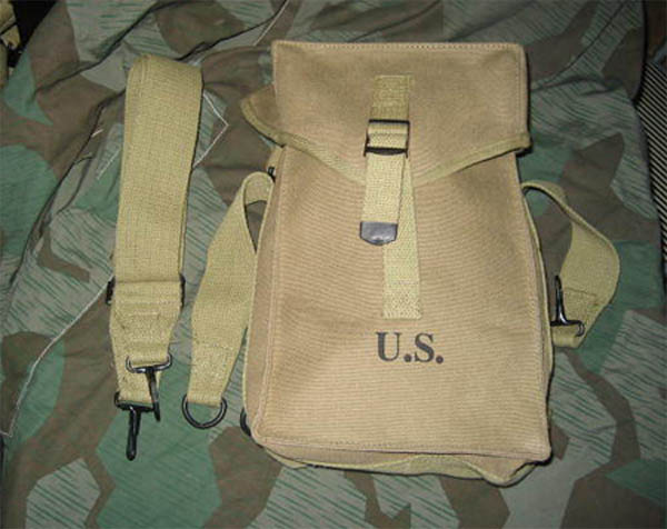 WW2 US Army Ammo Pouch Bag Pack