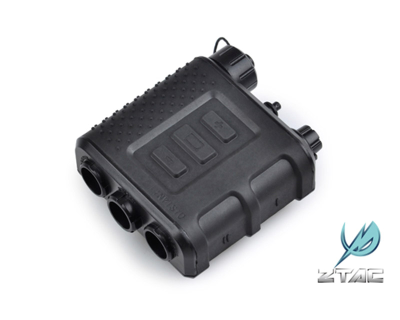 Z-TACTICAL ZInvisio X50 Push-To-Talk PTT for 2 Walkie-Talkie - Z121