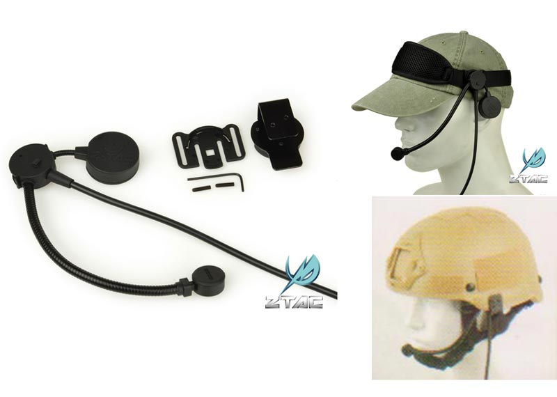 Z-TACTICAL zTEA COBRA Tactical Headset