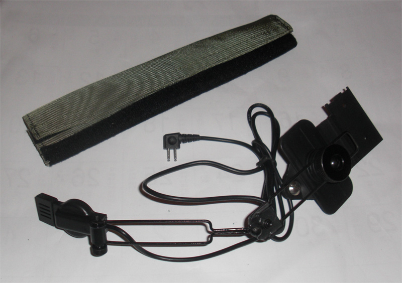 Z-TACTICAL Liberator Microphone For zCOMTAC I