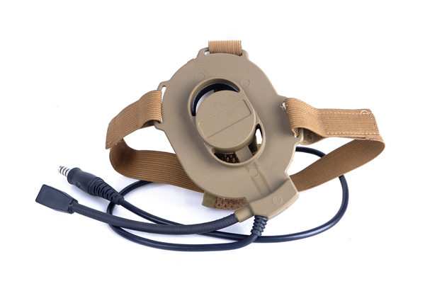 Z-TACTICAL zBowman Elite II Field Headset - Tan